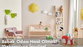 bebek odasi nasil olmali dekorasyon ipuclari 6883