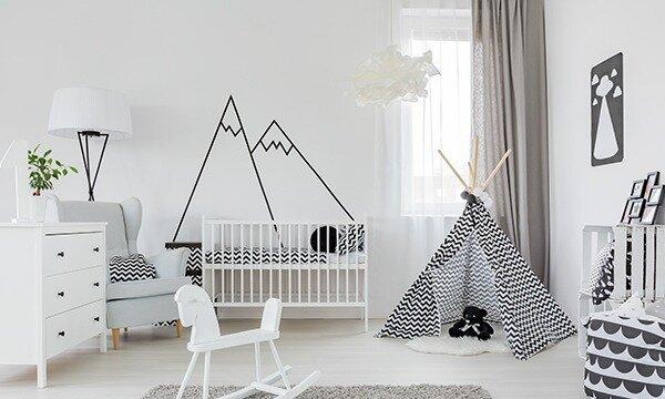Bebek Odası Nasıl Olmalı? (Dekorasyon İpuçları)