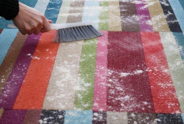 Evde Kolay Halı Temizliği Nasıl Yapılır ? Püf Noktaları