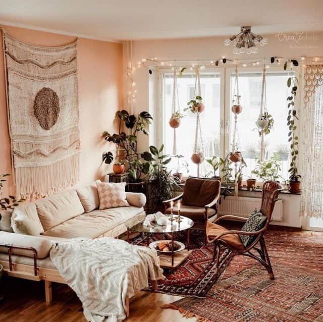 Salonlarınız İçin Retro Esintisi