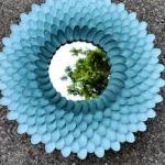 Plastik Kaşıklar ile Ayna Çerçevesi Yapımı